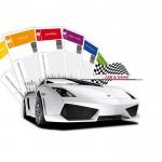 Volkswagen GTMC 2011, Event-App
