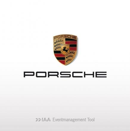 15 Volkswagen AG, Messe App für die Marke Porsche
