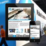 Hewlett Packard GSB, FESPA 2013 Event App